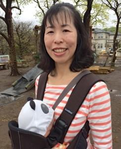 谷川素子さん